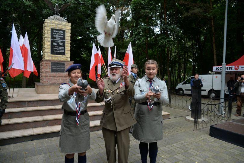 Konińskie obchody 82. rocznicy wybuchu II wojny światowej