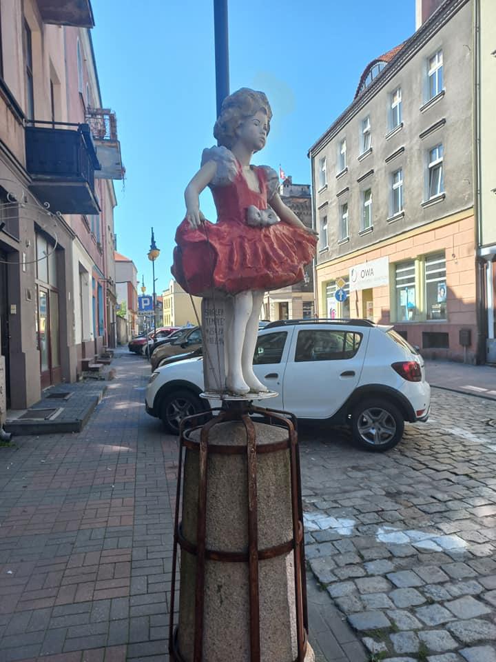 Niedaleko miasta Konin. Z turystycznymi pozdrowieniami. Lucy