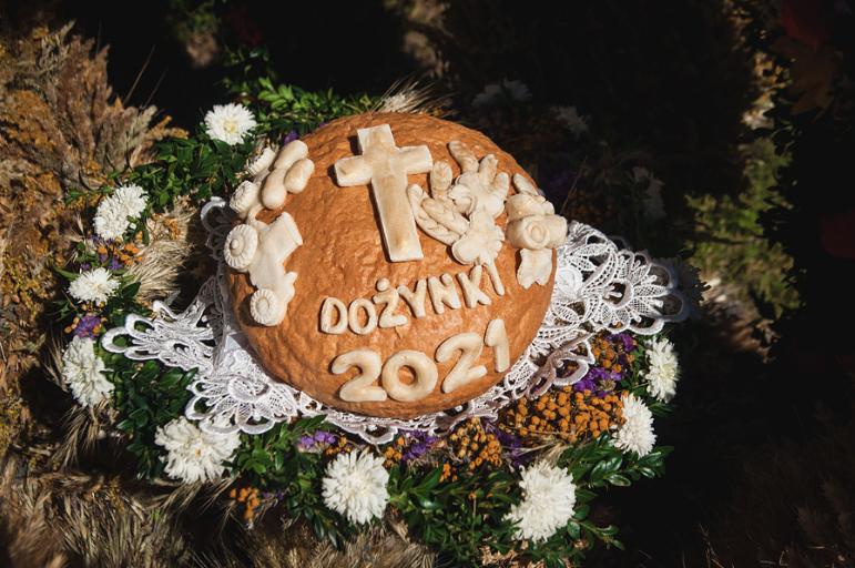 Rolnicy z powiatu konińskiego podziękowali za tegoroczne plony