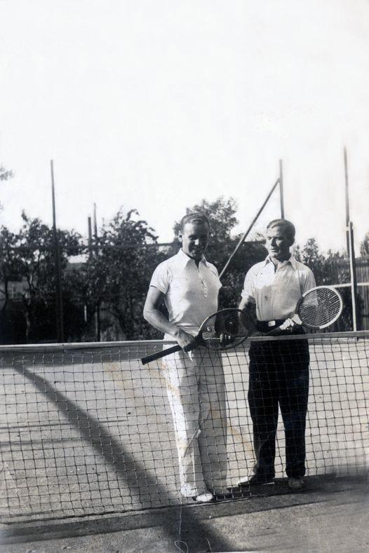 Sto lat historii tenisa w Koninie