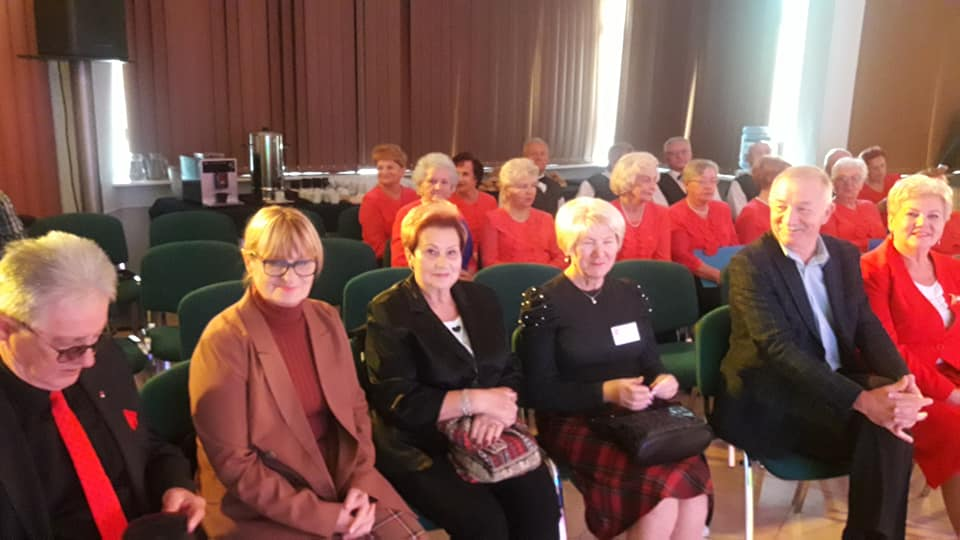 Inauguracja roku kulturalnego seniorów
