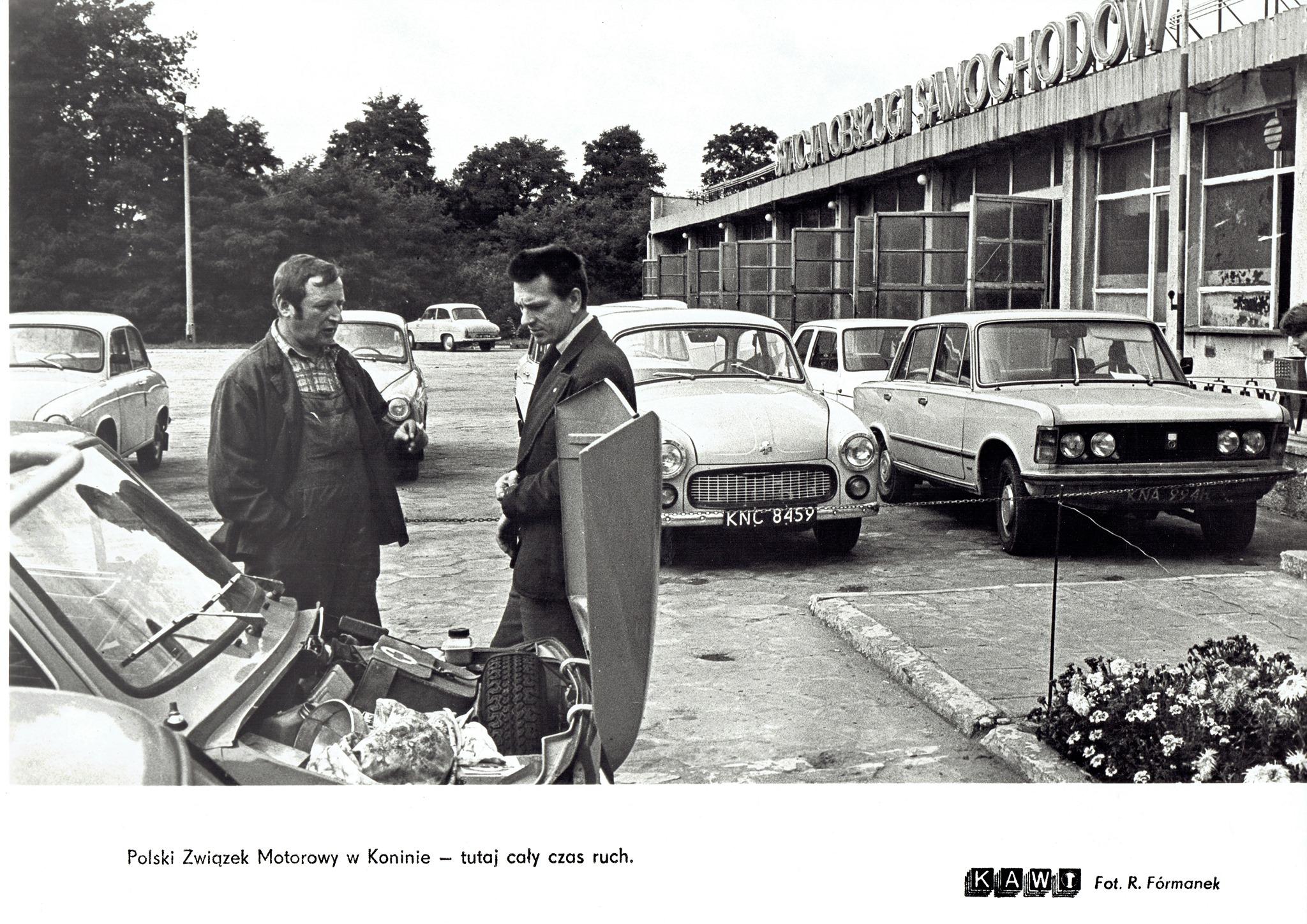 Polski Związek Motorowy w Koninie