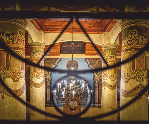 Synagoga odkryta na nowo