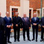 Inauguracja roku akademickiego do Misjonarzy Świętej Rodziny w Kazimierzu Biskupim