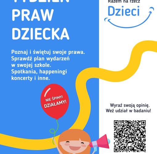 Tydzień Praw Dziecka w Koninie