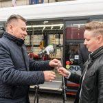 Lekki Elektryczny Autobus PILEA od dziś we flocie MZK