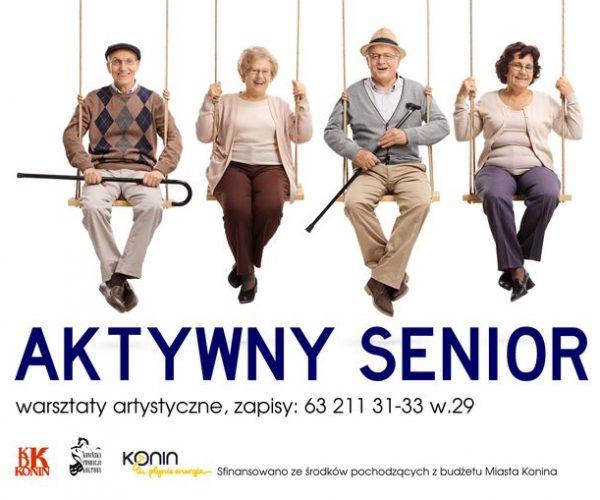 Warsztaty dla Seniorów