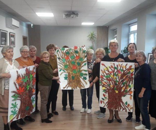 """""""Zajęcia kreatywne dla Seniorów""""."""