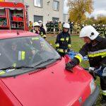 Szkolenie Strażaków Ochotniczych Straży Pożarnych