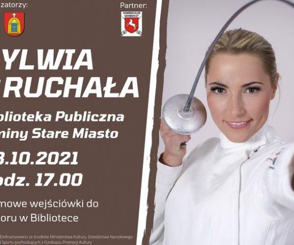 Sylwia Gruchała w Starym Mieście