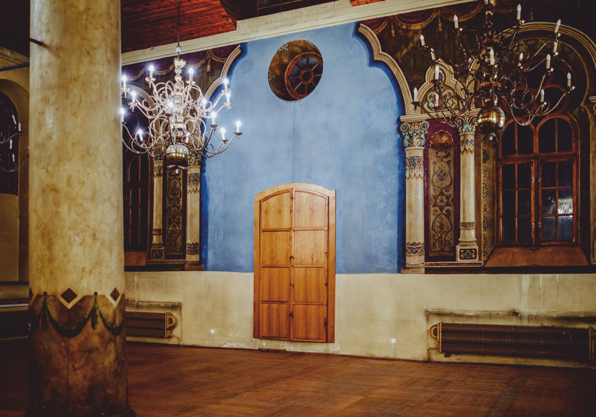 Synagoga na nowo odkryta. Wystawa fotograficzna