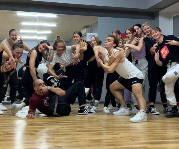Breaking w Top Dance MDK Konin