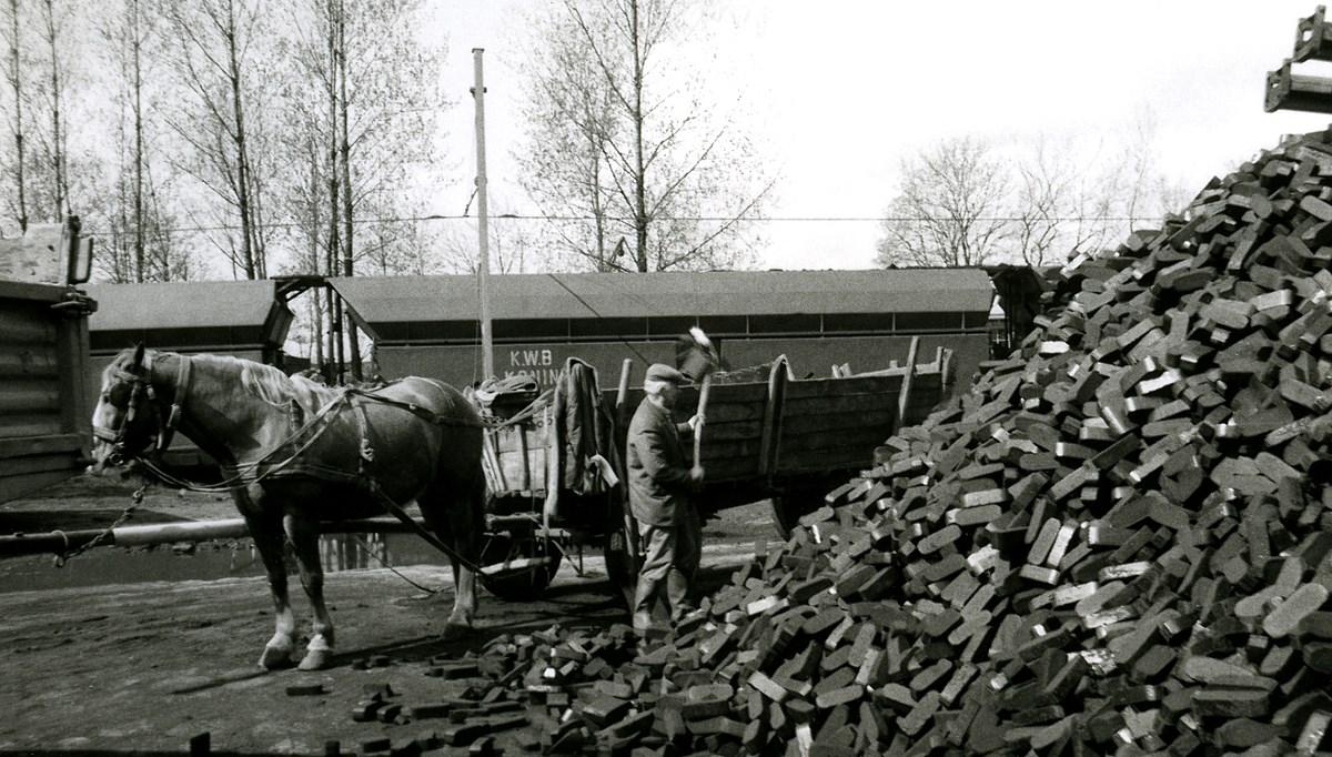 Historia konińskich brykietów